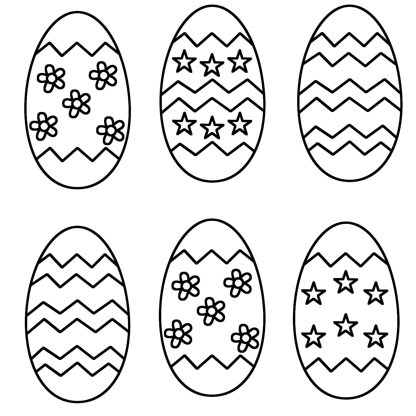 Easter Coloring Pages for Childrens Printable for Free Printable Of Easter Coloring Pages for Kids Crazy Little Projects Printable