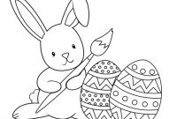 Coloring Easter Pages to Print - Easter Coloring Pages for Kids Crazy Little Projects Download