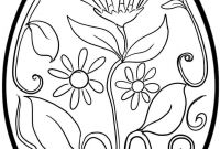 Online Easter Coloring Pages - Easter Egg Colouring Pages Free for Kids & Boys Collection
