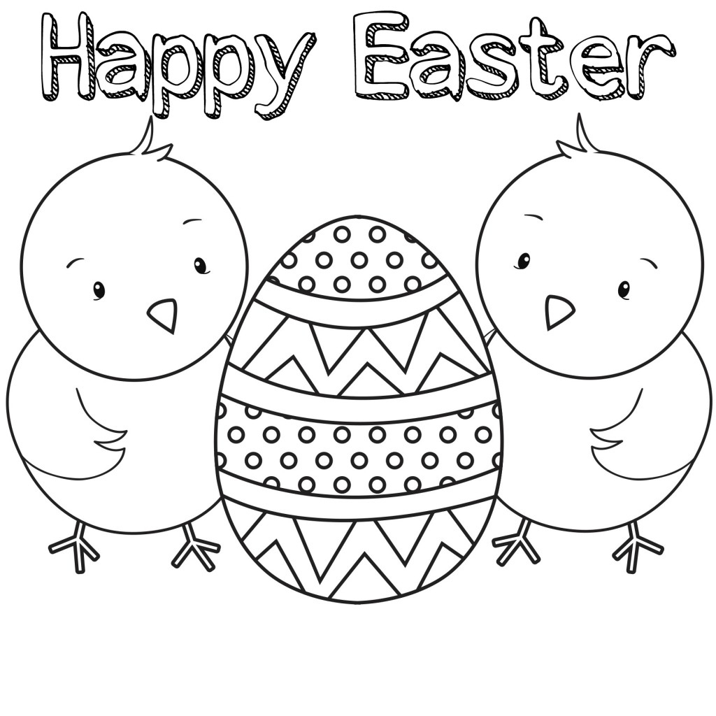 Easter Printable Coloring Pages Unique Sheets 2018 Gallery