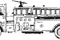 Truck Coloring Pages - Fire Truck Coloring Sheets Printable