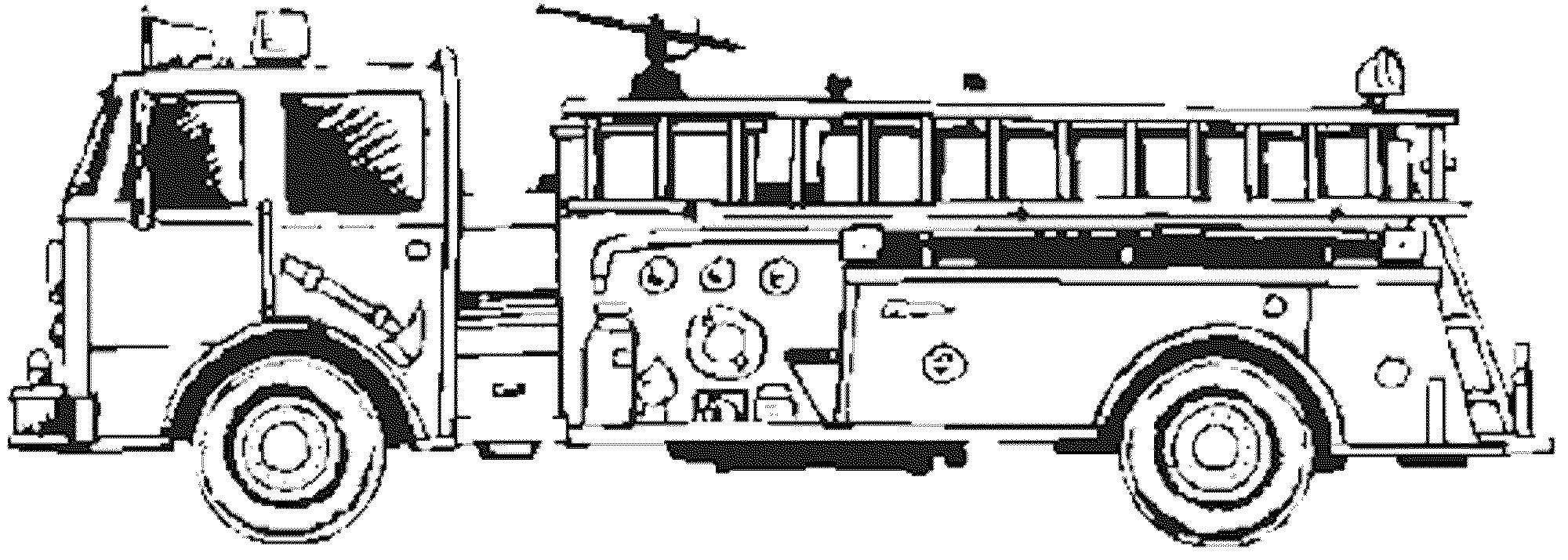 Superb Dump Truck Coloring Pages Printable with Semi Inside to Print ...