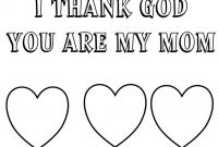 Mothers Day Coloring Pages for Preschool - Focus Mothers Day Coloring Pages Religious Amazing Precious Moments Collection