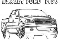 Ford Truck Coloring Pages - ford Coloring Pages with Wallpapers Free Download Collection