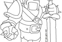 Free Clash Of Clans Coloring Pages - Free Clash Clans Coloring Pages Collection Printable Coloring Pages Printable