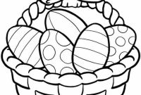 Online Easter Coloring Pages - Free Easter Coloring Pages 25 Free Printable Easter Coloring Pages to Print