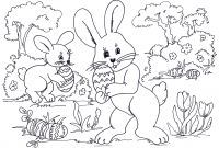 Coloring Easter Pages to Print - Free Easter Coloring Pages Easter Coloring Pages Best Coloring Pages to Print