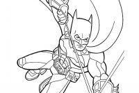 Batman Coloring Pages - Free Printable Batman Coloring Books for Kids Gallery