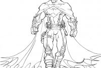 Batman Coloring Pages - Free Printable Batman Coloring Pages for Kids Printable
