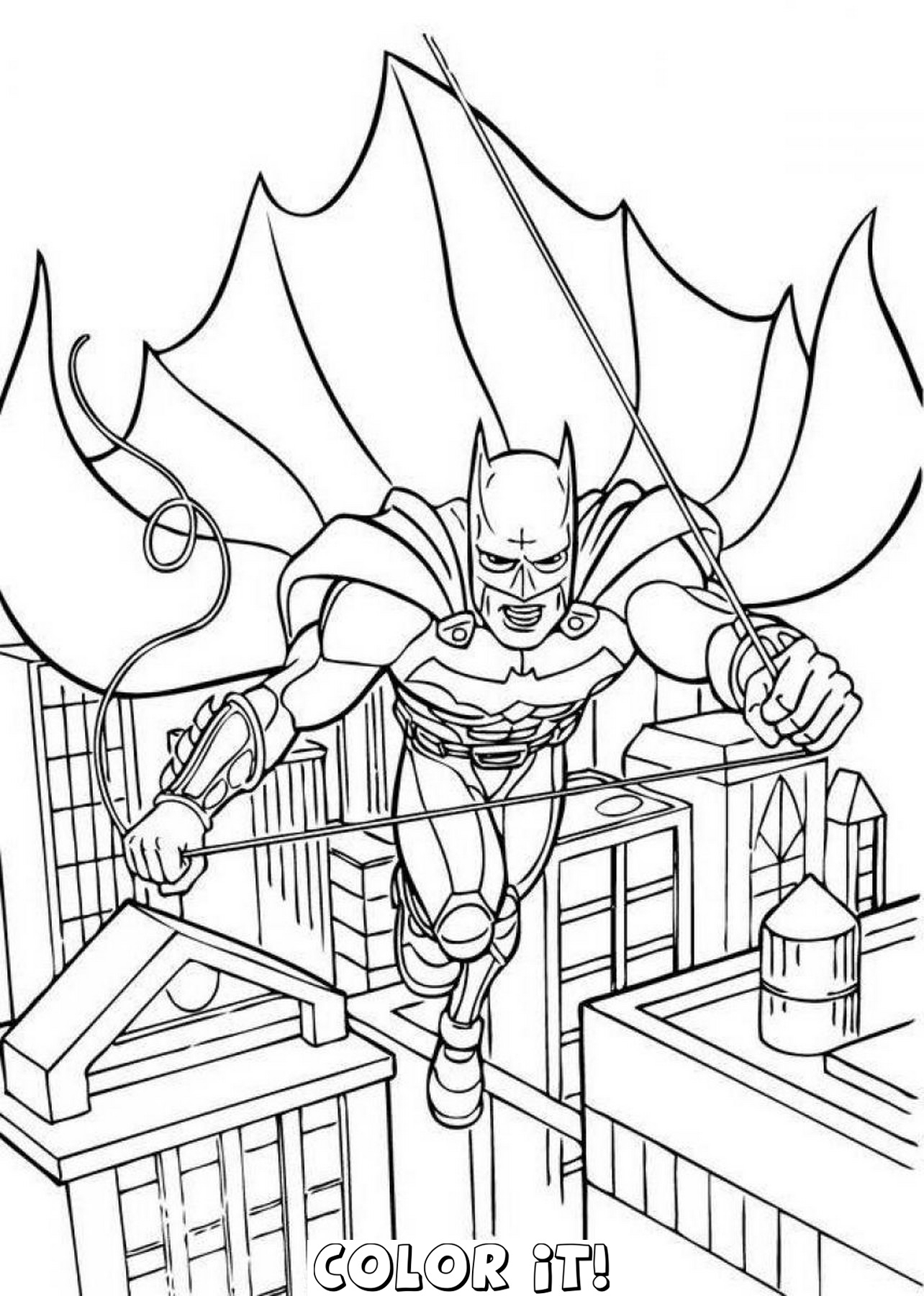 Free Printable Lego Batman Coloring Pages Many Interesting Cliparts To Print Of Color Lenito