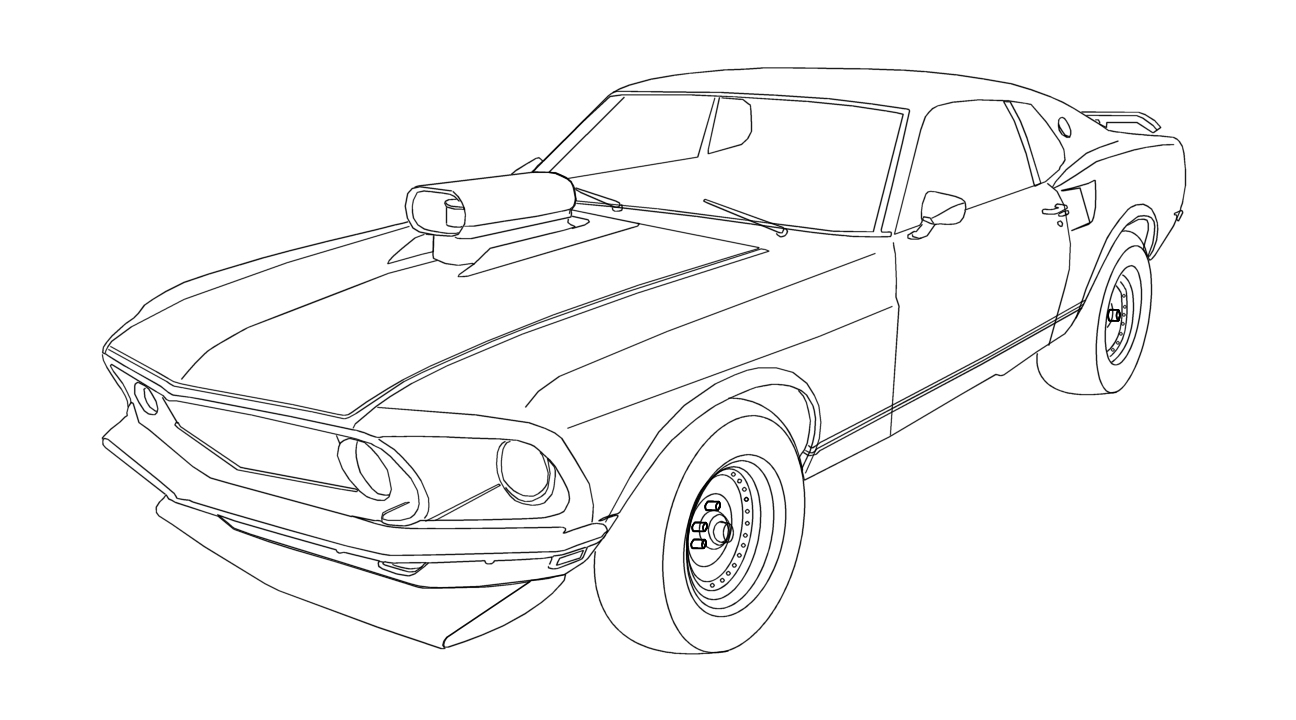 Free Printable Mustang Coloring Pages for Kids Fair ford Learnfree to Print Of Super Car ford Mustang Coloring Page Inspirational Mustang Download Printable