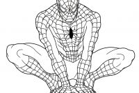 Superheroes Printable Coloring Pages - Free Printable Spiderman Coloring Pages for Kids Printable