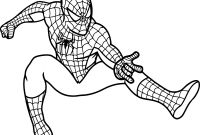 Printable Coloring Book Pages for Kids - Free Printable Spiderman Coloring Pages for Kids to Print