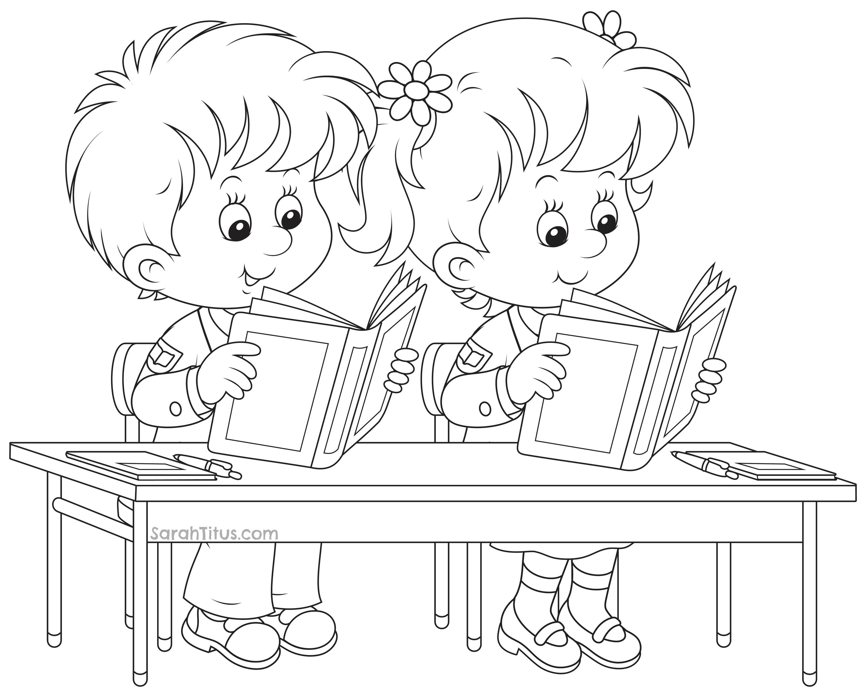 Fresh First Day School Coloring Sheets Free Printable Pages Kids Printable Of School Coloring Pages with 35 Coloring Page A School Small School Collection