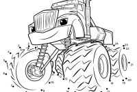 Blaze Coloring Pages to Print - Fresh Monster Truck Colouring Pages to Print Collection