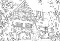 Complicated Coloring Pages to Print - Fresh Plicated Coloring Pages for Adults Landscape Collection Gallery