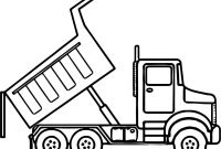 Truck Coloring Pages - Fresh Tipper Truck Coloring Pages Gallery Download