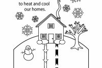 Solar Energy Coloring Pages - Green is Our Favorite Color Students Fill In the Lines with Energy Download