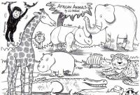 African Safari Coloring Pages - Image Result for African Animals Coloring Collection