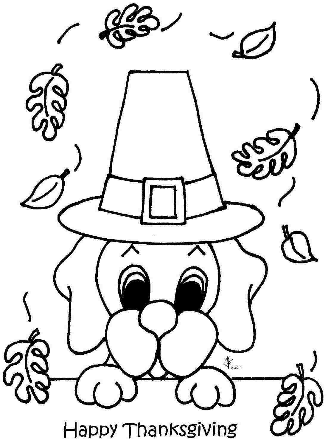Impressive Design Thanksgiving Coloring Pages Happy Thanksgiving Gallery Of Free Preschool Coloring Pages Page for Kindergarten School Download