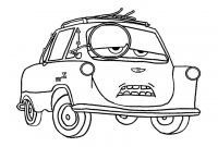 Cars 2 Coloring Pages - In Cars Coloring Pages From the 2 Disney Movies to Print