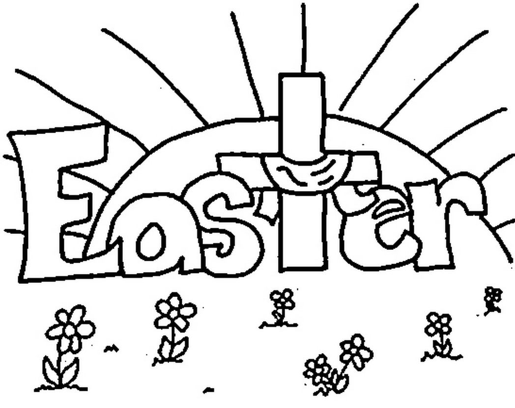 Online Easter Coloring Pages to Print 20b - Free Download