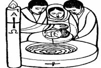 Baptism Coloring Pages - Lds Baptism Coloring Pages Page Sacrament Grig3 to Print