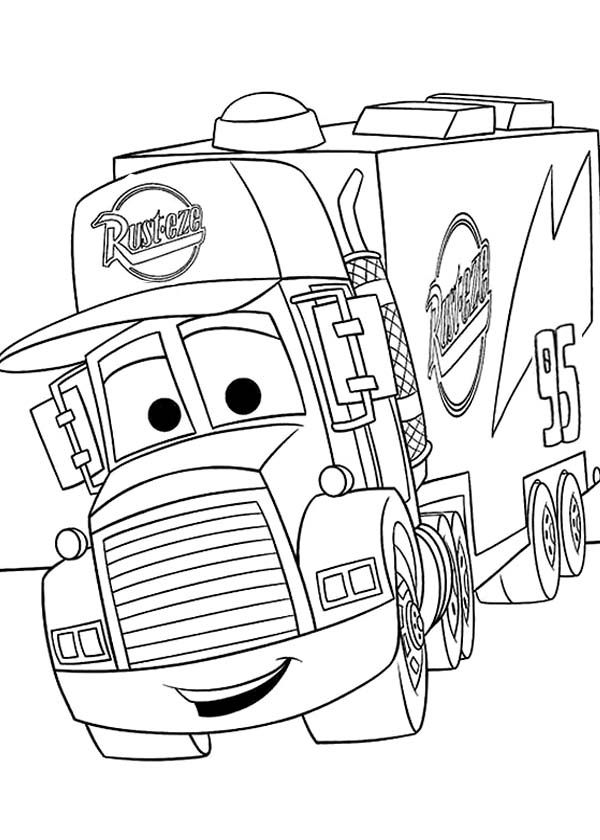 Amazing Coloring Pages Disney Cars Coloring Pages Cars Disney Junior ...