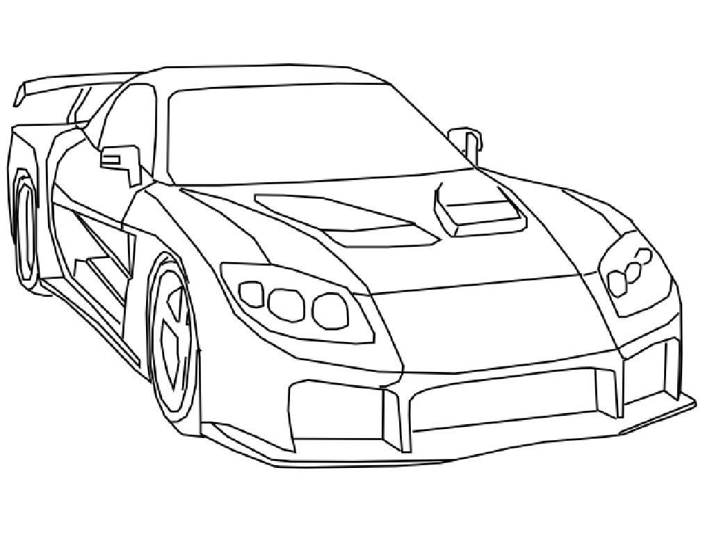 Megansfox Coloring Pages Sports Cars Clip Art Library Collection Of Cars Lighting Mcqueen Free Coloring Page • Cars Movies Coloring Pages Gallery