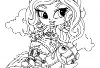 Monster High Coloring Pages that You Can Print - Monster High Coloring Page Gallery
