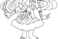 Monster High Coloring Pages that You Can Print - Monster High Free Printables Gallery