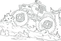 Blaze Coloring Pages to Print - Monster Truck Coloring Pages Print Printable Jam Trucks Blaze at to Print