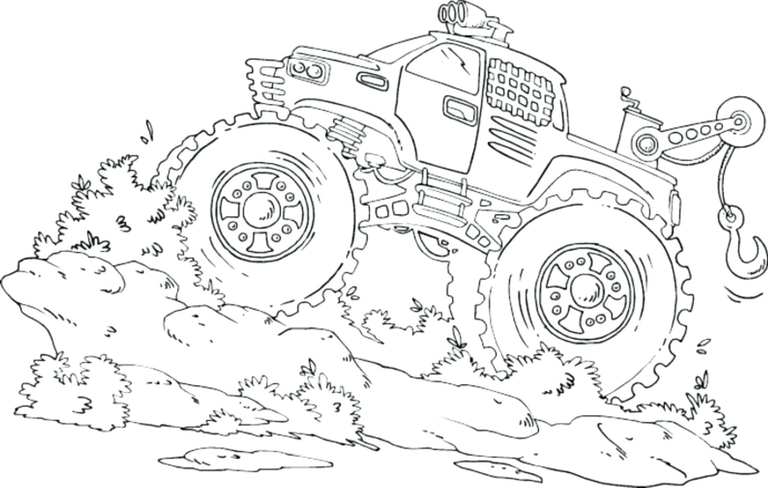Blaze and the Monster Machines Printable Coloring Pages Download ...
