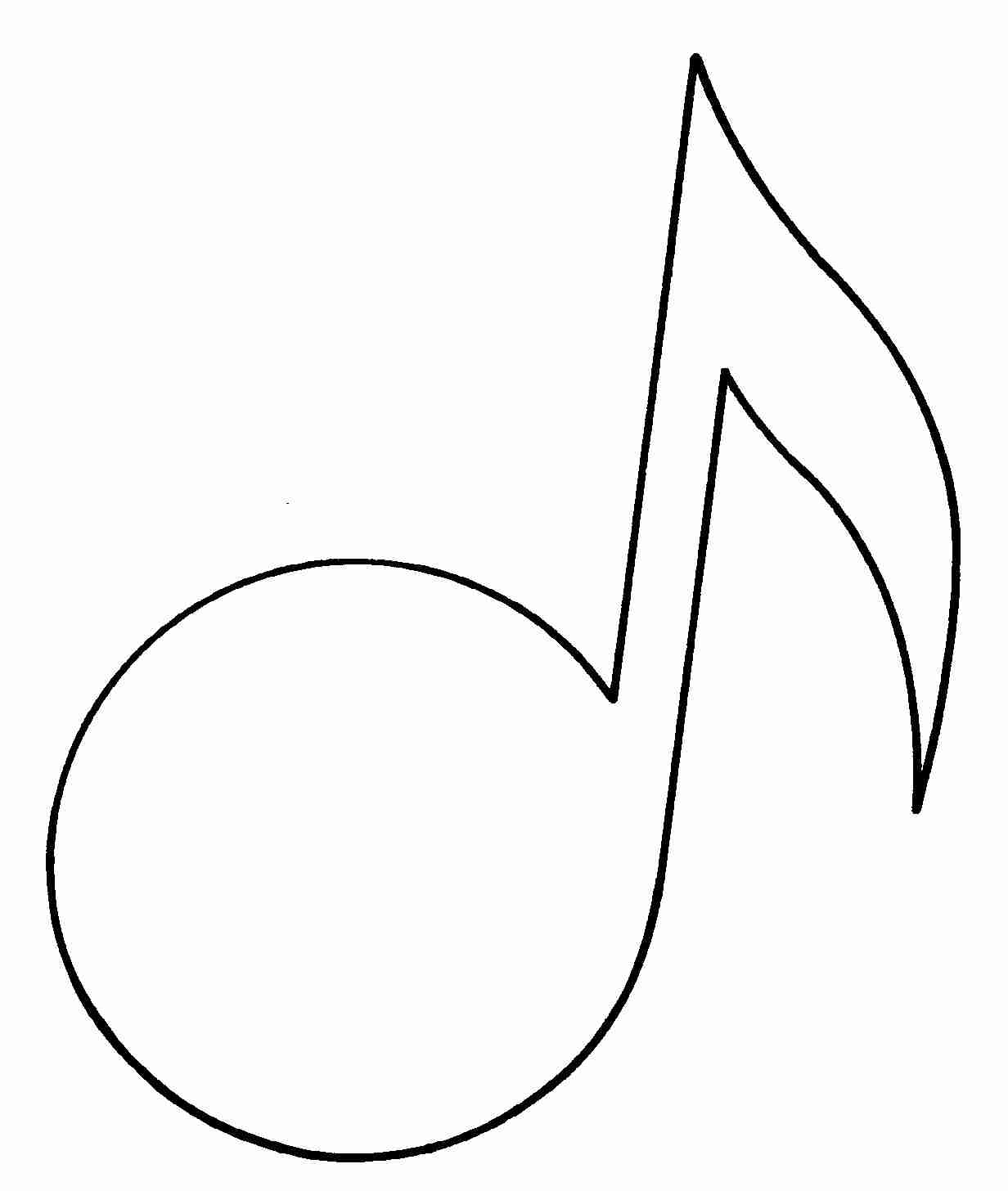 Music Notes Coloring Page to Print Of Printable Music Note Coloring Pages for Kids Collection
