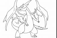 Pokemon Coloring Pages Charizard - New Pokemon Charizard Coloring Pages Collection Collection
