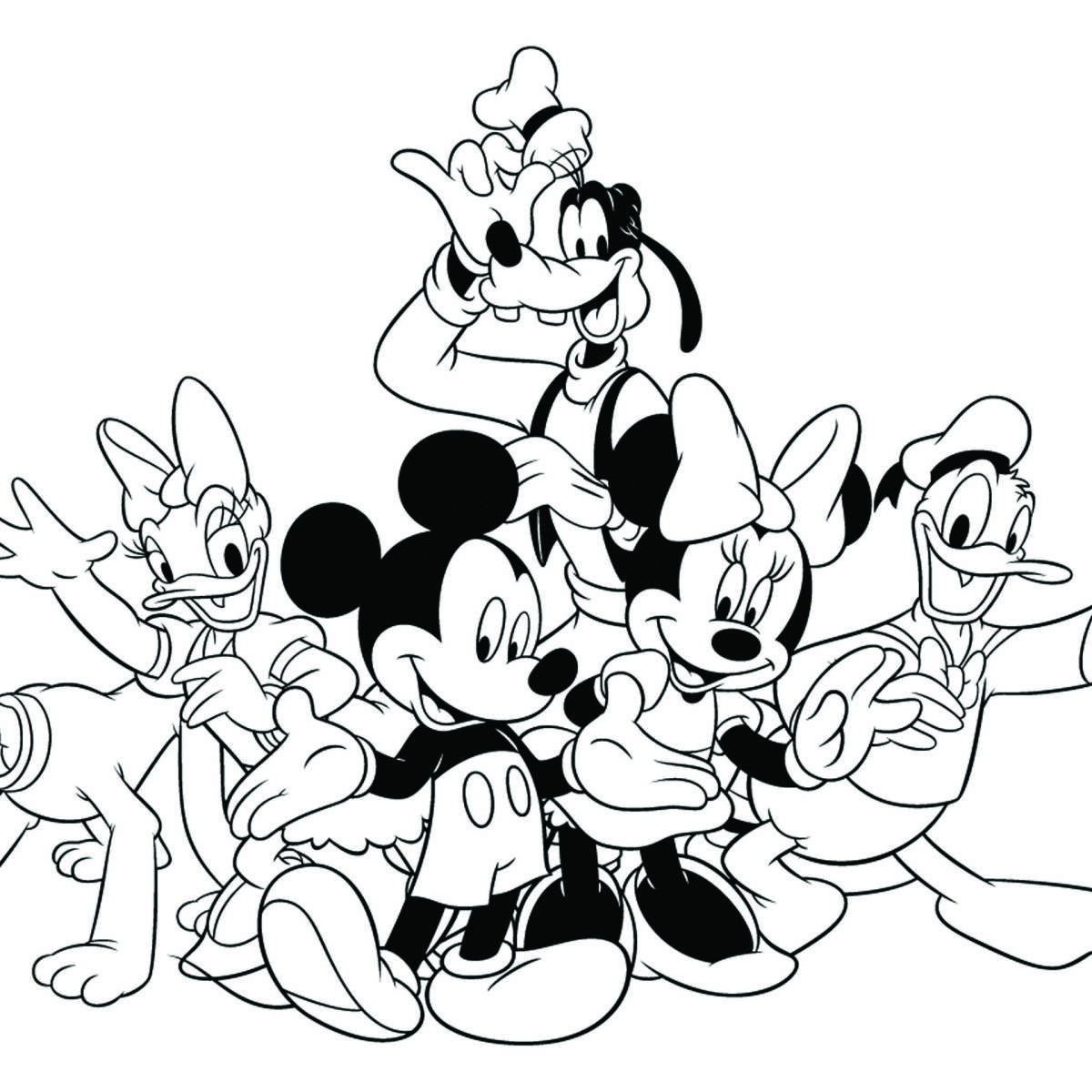New Walt Disney World Coloring Pages Collection Printable Of Walt Disney Coloring Pages Marie Walt Disney Characters Download