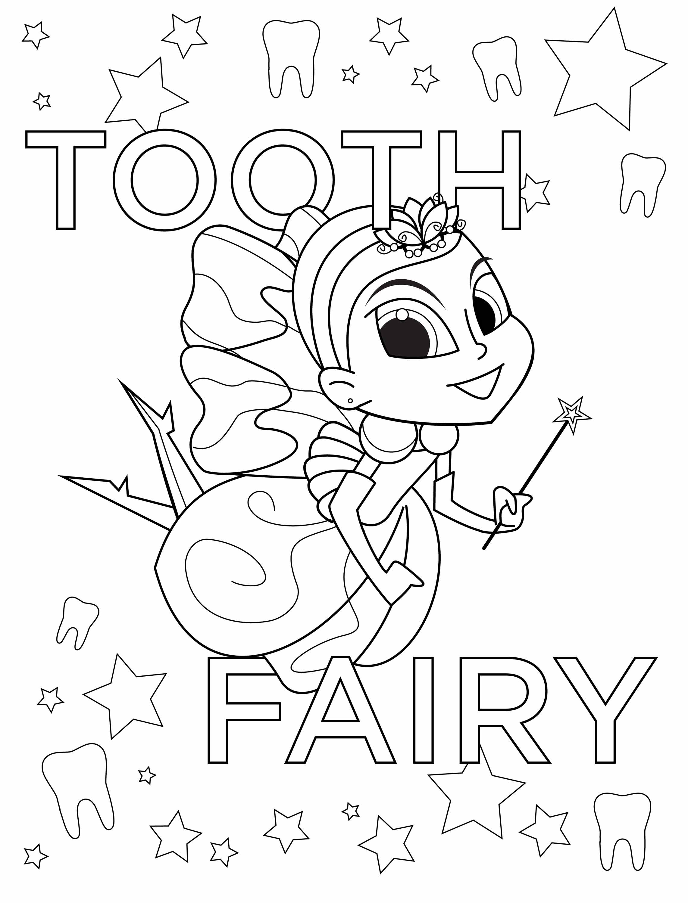 Outstanding Hermey Coloring Sheet 5 Kids Activity Sheets Collection Of Free Easy Printable Coloring Pages About Teeth Collection