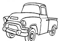 Truck Coloring Pages - Pick Up Truck Coloring Pages 5835 1024—791 Collection