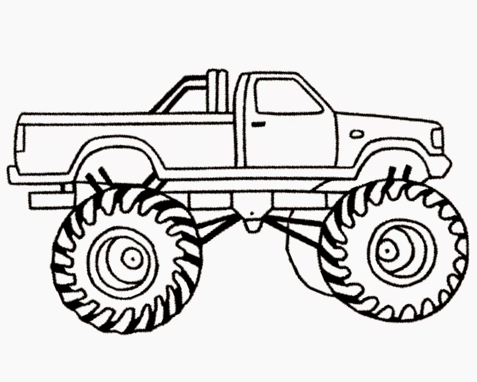 truck coloring pages gallery free coloring sheets