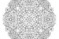 Complicated Coloring Pages to Print - Plicated Colouring Pages to Print Free Download