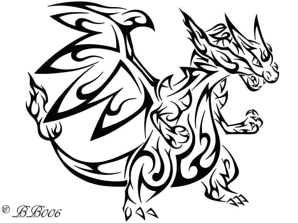 charizard coloring pages - photo#19
