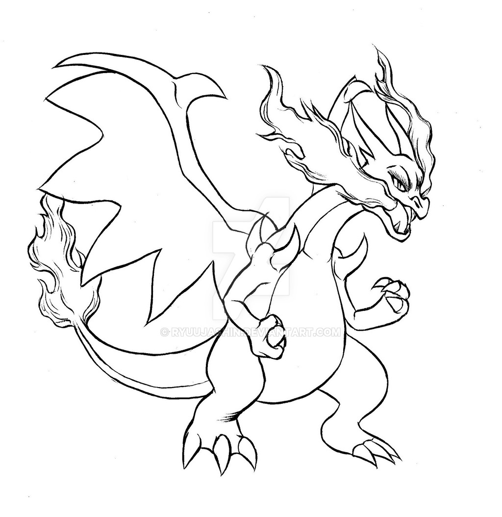 pokemon coloring pages mega charizard ex pokemon coloring pages mega download of charmeleon coloring sheets pokemon