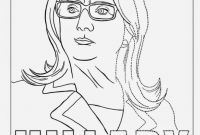 Hillary Clinton Coloring Pages - Political Style Politics and Pantsuits the Hillary Clinton Download
