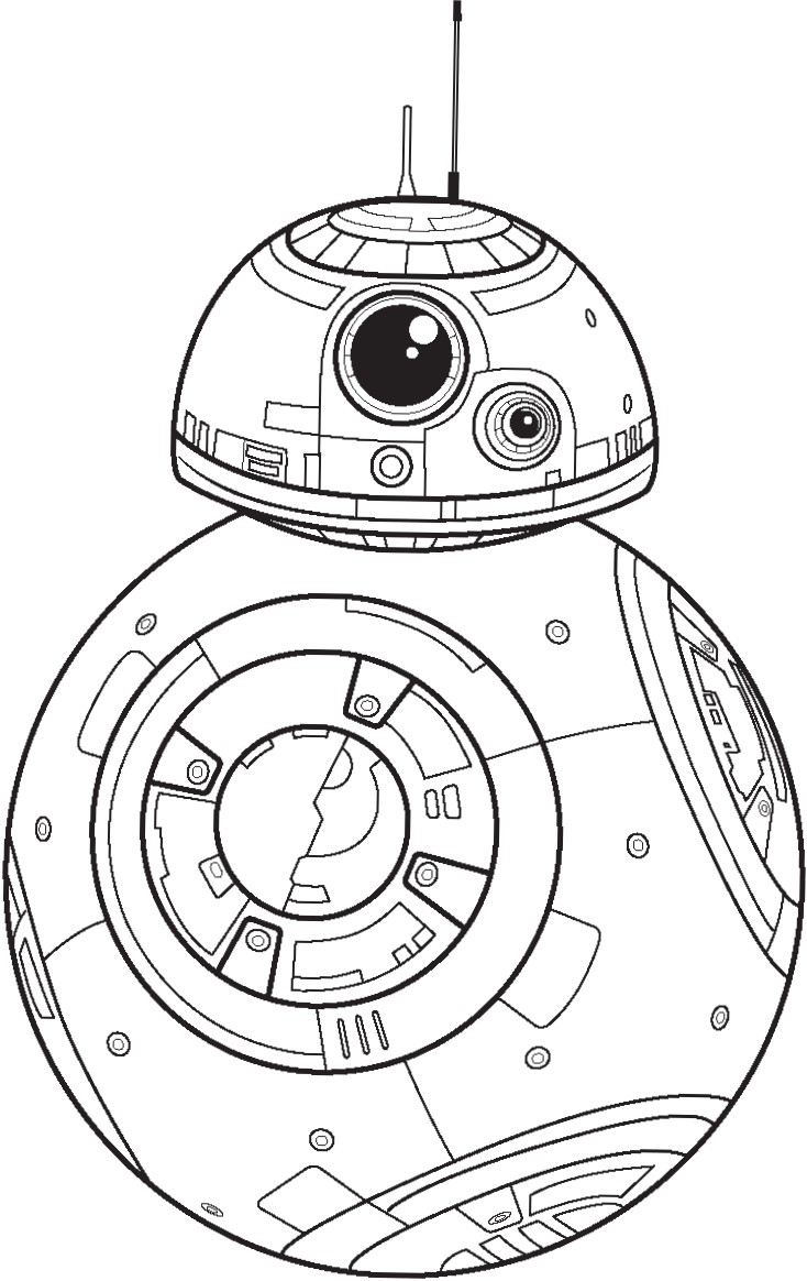 Star Wars Characters Coloring Pages - Polkadots On Parade Star Wars the force Awakens Coloring Pages Collection