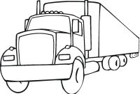 Truck Coloring Pages - Print & Download Educational Fire Truck Coloring Pages Giving Printable