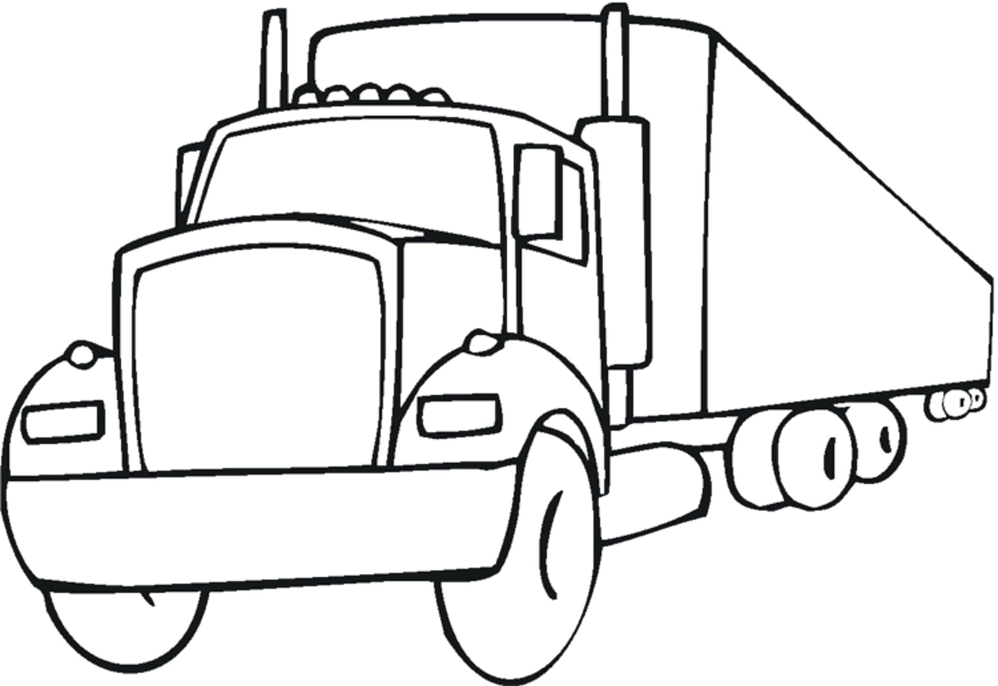 Print & Download Educational Fire Truck Coloring Pages Giving ...