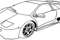 Coloring Pages Sports Cars - Printable Coloring Pages Sports Cars Sport Cars Coloring Pages Download