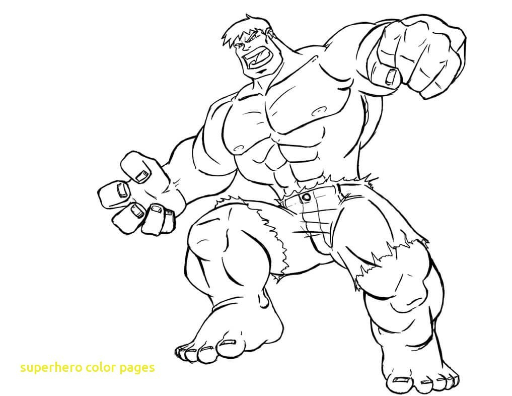 Superheroes Printable Coloring Pages Download 14s - Save it to your computer