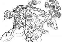 Coloring Pages Print - Printable Venom Coloring Pages Download