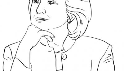 Hillary Clinton Coloring Pages - Refundable Donald Trump Coloring Pages Hillary 6920 Unknown Collection